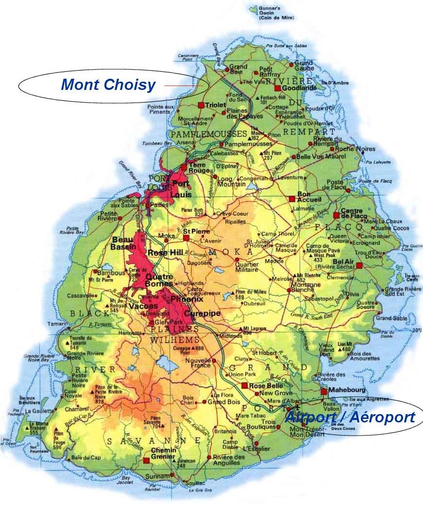 promotion île maurice